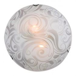 Светильник настенно-потолочный РС-023 Иней мат. (д.300)