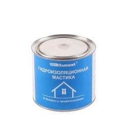 Мастика гидроизоляционная Bitumast, 2 л