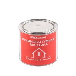 Мастика резинобитумная Bitumast, 2 л