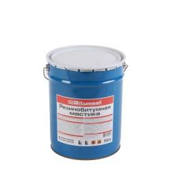 Мастика резинобитумная Bitumast, 21.5 л