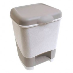 Контейнер для мусора  8л педальный С427 (020248)