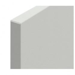 Деталь мебельная 1200*400*16 Белый /Т/