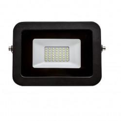 Прожектор светодиодный LFS 50W 6500K IP65, цвет корпуса черный