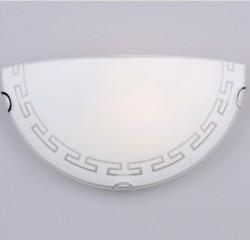 Светильник настенно-потолочный РС-023 Этруска мат. (половинка)