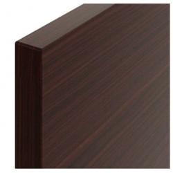 Деталь мебельная 1200*400*16 Венге темный /Т/