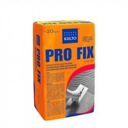 Клей для плитки усиленный влагостойкий Kiilto PRO FIX, 20 кг
