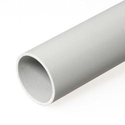 Труба жесткая ПВХ легкая д25 (2 м) Промрукав