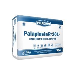 Штукатурка гипсовая белая Paladium PalaplasteR-201, 30 кг