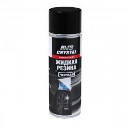 Жидкая резина аэрозоль AVS AVK-302 черный 650мл A78846S