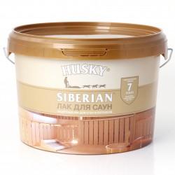 Лак для саун HUSKY SIBERIAN 2,5л