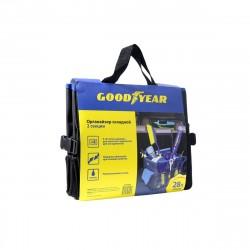 Органайзер багажника автомобильный Goodyear складной, 2 секции, GY001002