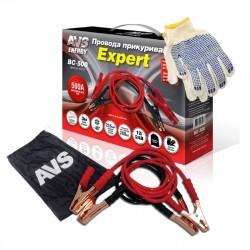 Провода прикуривания AVS Expert BC-500 (3 метра) 500А, 43726