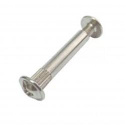 Стяжка межсекционная 8х30мм никель (20шт) пакет Tech-Krep