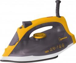 Утюг HOMESTAR HS-4005 желто-серый