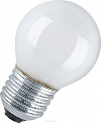 Лампа накал. OSRAM CLASSIC P FR 40W E27