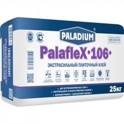 Клей для плитки экстрасильный Paladium PalafleX-106, 25 кг