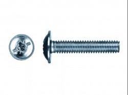 Винт для крепления ручки оцинк. М4х25 (10шт) пакет Tech-Krep