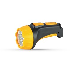 Фонарь Ultraflash LED3807M черный/желтый