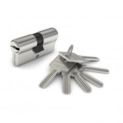 Механизм цилиндровый PALLADIUM 80 C ключ/ключ CP(хром)