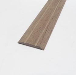 Порог одноуровневый (стык) Ziber 40*1800мм Дуб серый