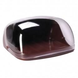 Хлебница IDEA большая, коричневый