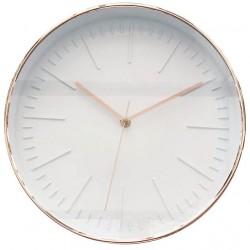 Часы настенные круглые Artlink Clock coper 30,6x30,6см 79849