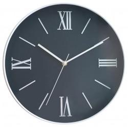 Часы настенные круглые Artlink Clock Dark Blue 30,6х30,6см 79787