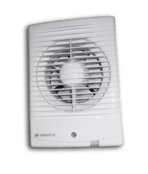 Вентилятор вытяжной осевой накладной 125мм Вентс 125МЗ белый, для прямоуг.проемов, Vents