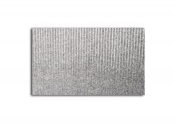 Дорожка влаговпитывающая VORTEX 0,9м ребристая, серый