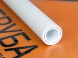Труба PPRC PN25 армированная алюминием SDR 6 20*3,4мм 2м