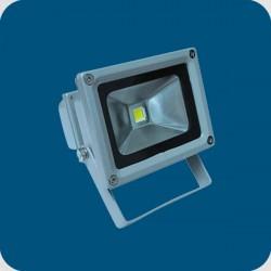 Прожектор светодиодный LED 50W IP65 хром матовый