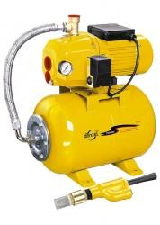 Насосная станция эжекторная PSD800C 800 Вт, 2400 л/ч, ресивер 24 л, всасывание 20 м DENZEL
