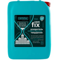 Ускоритель набора прочности Cemmix CemFix, 5 л