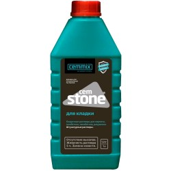Добавка для кладочных растворов Cemmix CemStone, 1 л