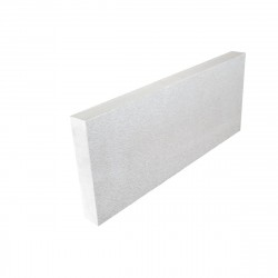 Блок газобетонный перегородочный D500 ЭКО, 600 х 50 х 250 мм