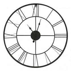 Часы настенные Artlink Black Clock 60х60см 79812