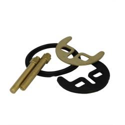 Набор монтажный для смесителя 2 шпильки MP-У