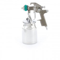 Краскораспылитель AS 802 HVLP, профессиональный, всасывающего типа, сопло 1,4мм Stels 57366
