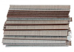 Гвозди для пнев. нейлера, длина - 30 мм, ширина - 1,25 мм, толщина - 1 мм, 5000 шт. MATRIX