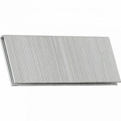 Скобы 18GA для пневматического степлера 1,25х1,0мм длина 19 мм ширина 5,7 мм, 5000 шт. MATRIX 57655