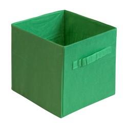 Коробка стеллажная 310х310х310 Травянисто-зеленый
