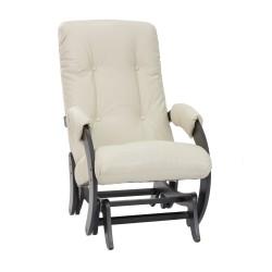 Кресло-Качалка глайдер модель 68, Polaris Beige, венге