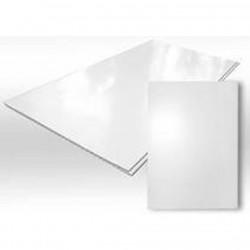 Панели ПВХ 8х250х2700мм Глянец белый