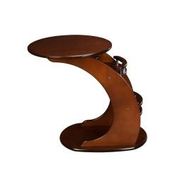 """Придиванный столик """"Люкс"""", орех"""