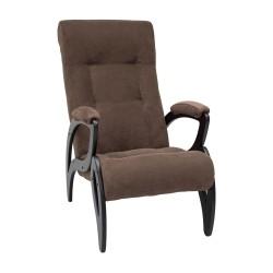 Кресло для отдыха модель 51, Verona Brown, венге