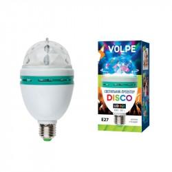 Светильник-ночник Volpe Disco ULIQ301-0090