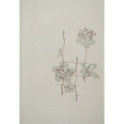 Панели ПВХ 2700x250x7мм Цветочная Орхидея Фисташковая 158/2