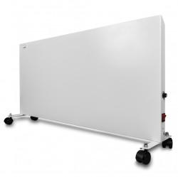 Панель электронагревательная СТН белая 500Вт с мех. терморегулятором (колесики)