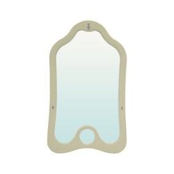 Зеркало Джульетта, подвесное 2х63.5х106.5см, дуб шампань
