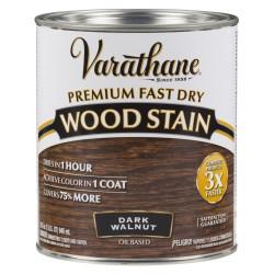 Масло VARATHANE FAST DRY быстросохнущее тонирующее (цвет: темный орех), банка 0,946л Штука